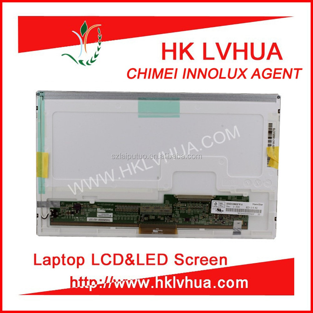 10.0 LCD LED Panel HSD100IFW4 lvds 30pin for Asus Eee PC 1011CX