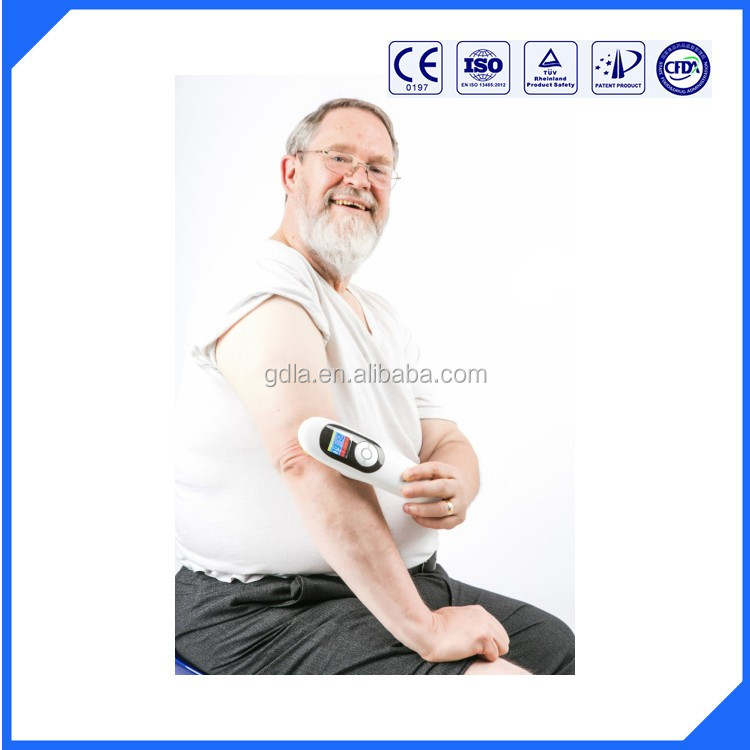 LASPOT Newest High Quality Natural Therapy Joint and Back Pain Reliever GD-P-1