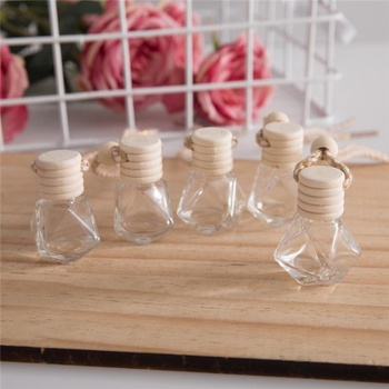 Popular air freshener 8ml car perfume bottle