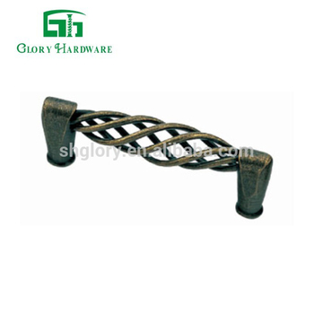 Custom Made Die Casting Furniture Fittings Handles