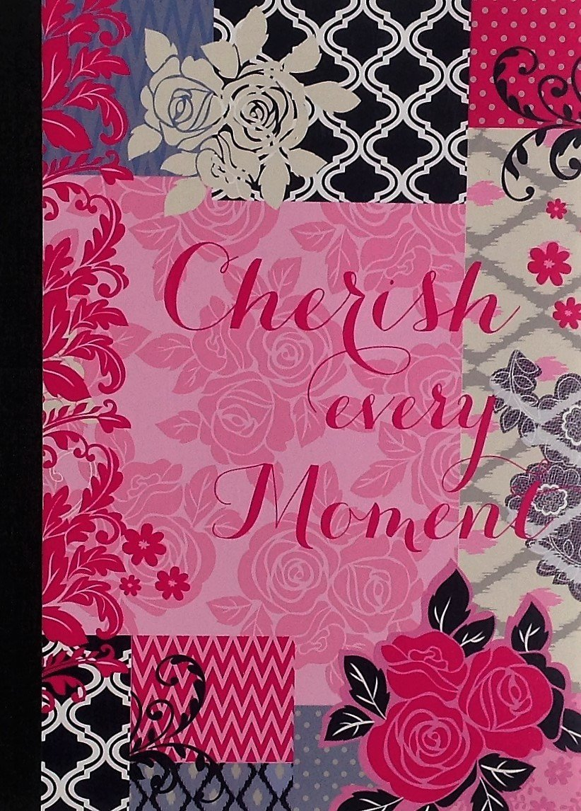 Cheap pink composition book find pink composition book deals on pink light design pink chandelier enchanted collection composition notebook cherish every moment arubaitofo Images