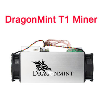 2018 New Halong Mining Dragonmint T1 Miner 16th With Asicboost Technology  Inside - Buy Dragonmint T1 Miner,T1 Miner 16th/s,Cryptonight Pow Miner