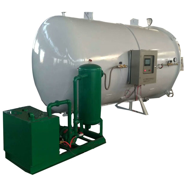 Factory Hot Sales High Frequency Wood Drying Kiln Microwave Vacuum Dryer Stainless Steel Timber