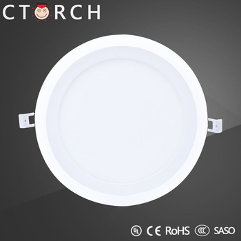CTORCH Surface round led panel light indoor lighting 18w led work light
