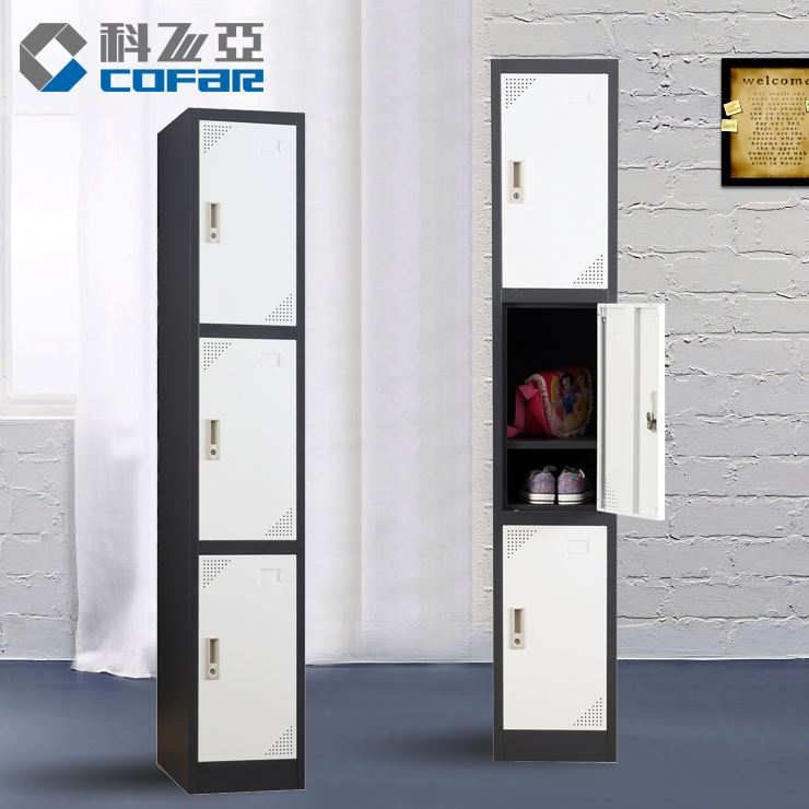 Furniture Office Top Office Furniture Steel Cloth Cabinet Wardrobe