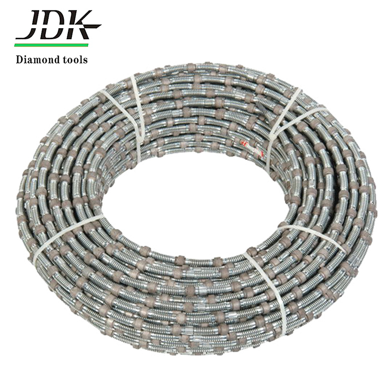 Factory Wholesale Cutting Tools Diamond Wire Saw Rope For Stone ...