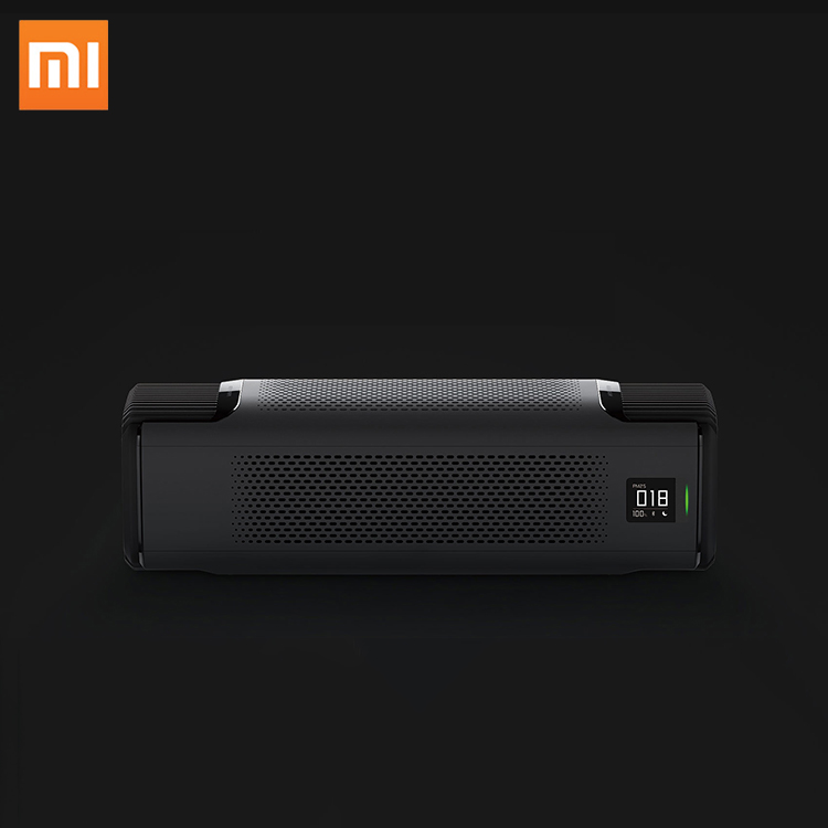 Xiaomi Mi 80 CADR intelligent voiture purificateur d'air avec générateur d'oxygène