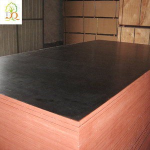 cheap construction materials/18mm film faced plywood/film faced shuttering plywood/waterproof plywood price