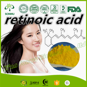 Retinoic Acid Powder/acne - Buy Retinoic Acid,Retinoic