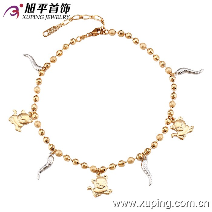 73236 Charm Multicolor Bangle Fashionable Good Luck Charm Bracelet Jewelry