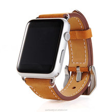 Italian Calf Upper Leather Retro grind Smart Watch Bands Strap ,for Smart watch 38mm/42mm
