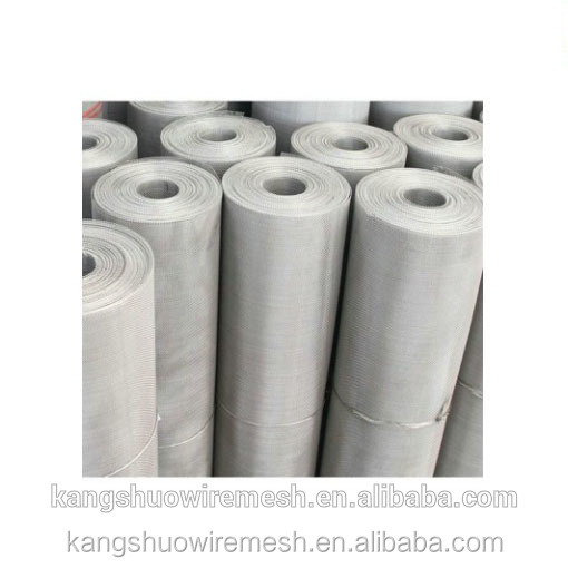 Alibaba .com Kangshuo Factory Supply 60 80 100 Mesh Monel Woven Wire Screen Mesh