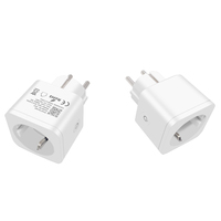 Home Automation EU/U/UK/AU Standard Smart Power Travel Socket Plug 4G/WiFi
