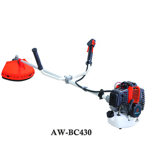 43cc trimmer cg430 manual brush cutter with CE Euro II-cutter grass