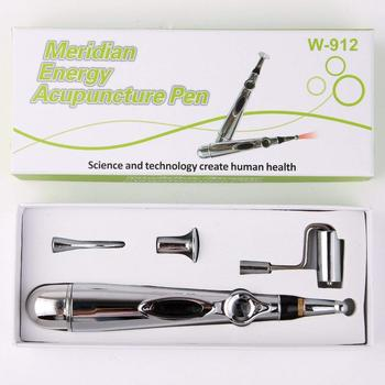 Electronic Acupuncture Pen Health Care Magnet Therapy Instrument Relief Pain Tools Meridian Energy Pen