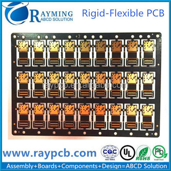 Pcb Quote Fascinating Telecommunication Flexrigid Pcb Quote In China  Buy Flexrigid