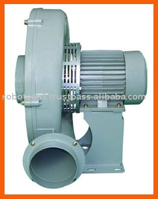 High Performance and High Wind- Pressure Multilevel Air Blower
