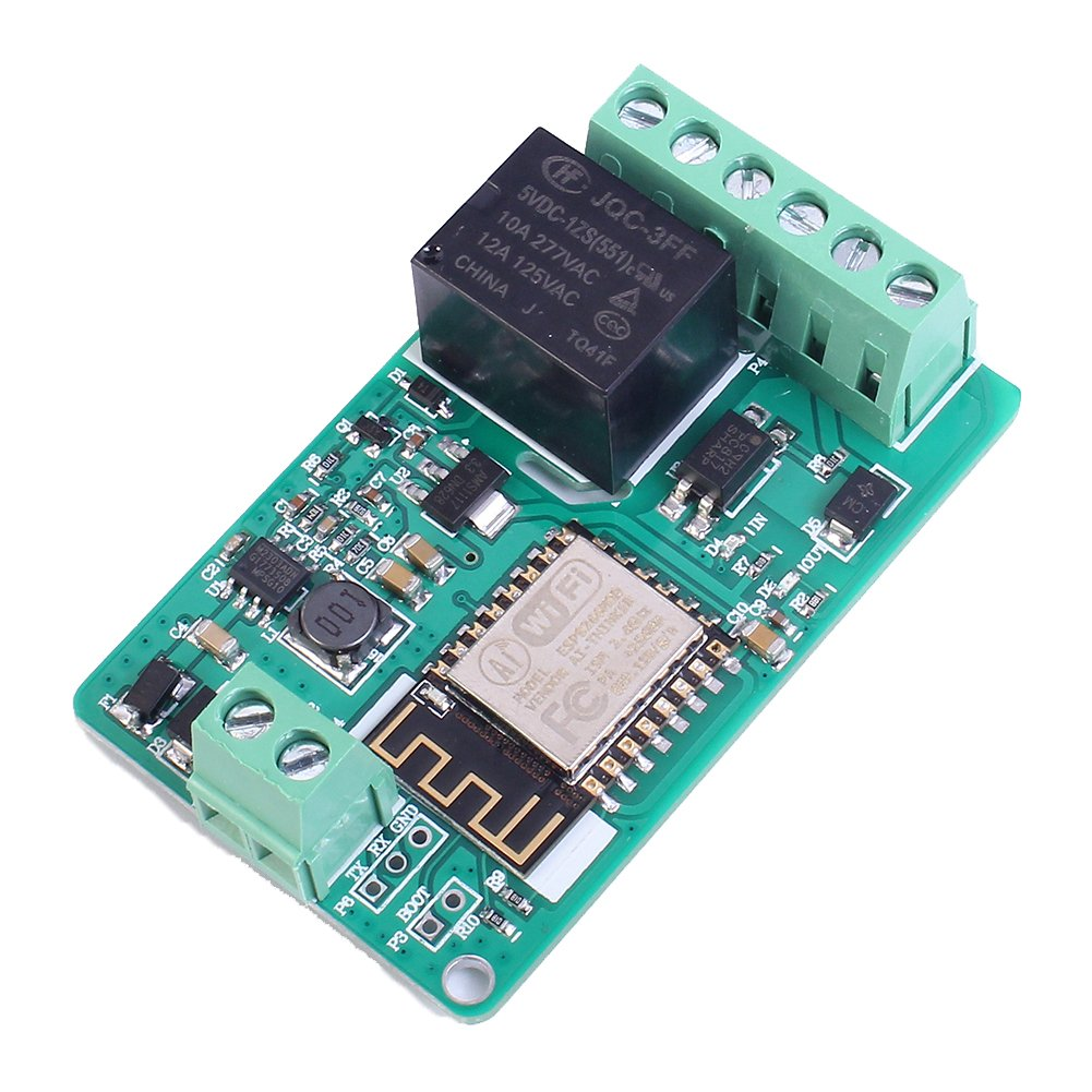 Cheap Wifi Relay Switch Find Deals On Line At Network Get Quotations Icstation Dc7 30v 1 Channel Esp8266 Module Power