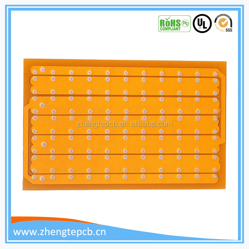 Factory direct suuply 94vo manufacturer of flexible printed circuit board