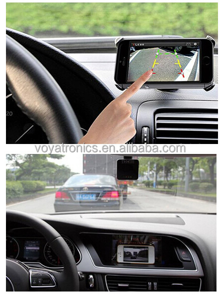 Wifi/Wireless Universale Macchina Fotografica per Car Rear View Camera Inversione di sostegno Della Macchina Fotografica IOS, Sistema Android da smart phone APP & APK