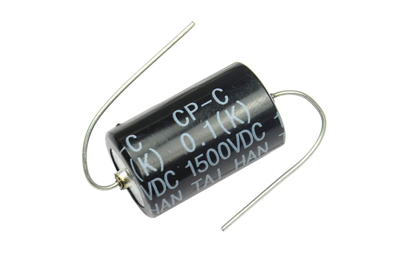 Get Quotations Bangdan 01MFD Paper In Oil PIO Capacitor 1500v
