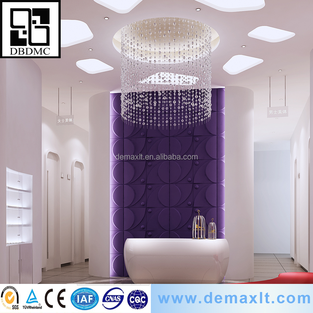 demax Bamboo decoration 2015new style Interior covering wallpaper 3d