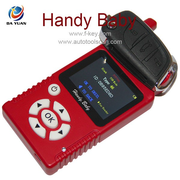 Hand-held Handy Baby Car Key Copy Programmer for 4C 4D/46/48 Chips 6.0 version[AKP101]
