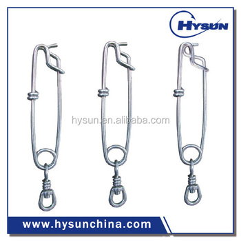 Hot Sale Sharp Clips Longline Swivel Snap For Commercial Fishing ...