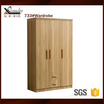 Sunmica designs wholesale wardrobe for 3 door bedroom for Sunmica door design catalogue