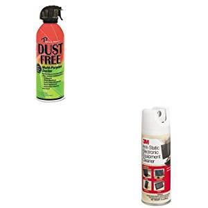 KITMMMCL600REARR3700 - Value Kit - Read Right DustFree Multipurpose Duster (REARR3700) and 3m Antistatic Electronic Equipment Cleaner (MMMCL600)