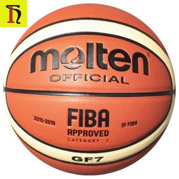 GG7 basquete GM7 PU Couro GF7 tamanho 7 tamanho 6 tamanho 5 personalizado  marca Molten bola 1450c4140c996