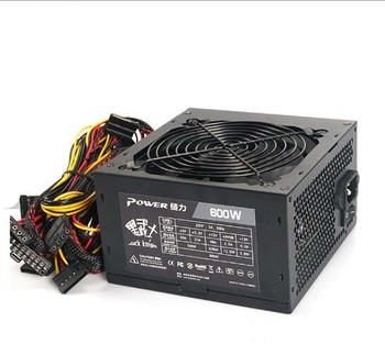 12cm cooling fan computer power supply ATX power supply 600w 230v