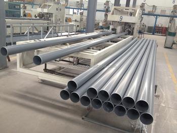 So standard pvc material plastic pipe u pvc pipe m pvc for Water pipe material