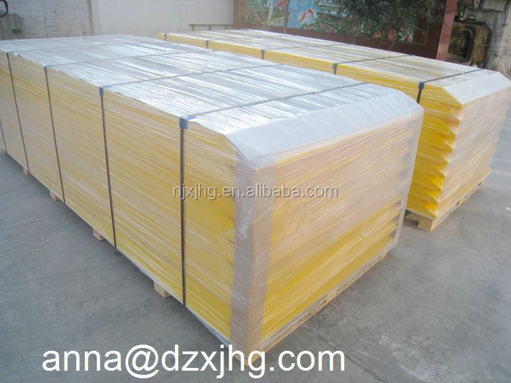 dock fender pad, UHMW PE fender pad factory price