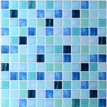 New arrival high gloss vinyl material peel and stick wall tile and mosaics for sale
