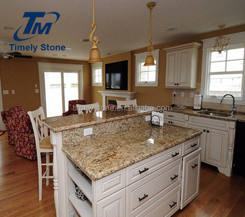 Santa Cecilia Light Granite Kitchen 3m Countertop Countertops