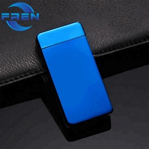 2018 fren company 607 high quality charger LIGHTER with usb plasma