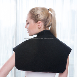 Neck and shoulder heating pad with USB plug