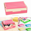 Foldable Fabric Multi-functional Bra And Underwear Storage Box
