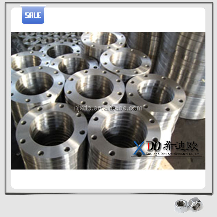 alloy600 / alloy601/ alloy625 nickel flanges pipe fitting providers