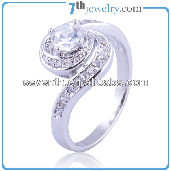 S Shaped Engagement Ring Wholesale Ring Suppliers Alibaba