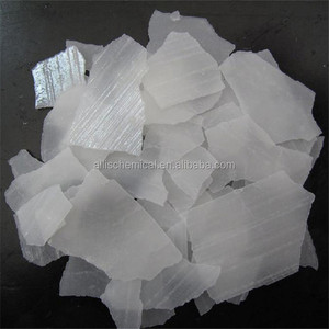 Factory Direct Sale Caustic Soda Flake 99% Pearls Sodium Hydroxide For Soap Making