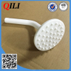 "4"" ABS white rainfall plastic shower head"