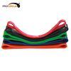 Wholesale Custom Printed Adjustable Foot Stretch Resistance Loop Band Set