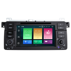 KANOR 7 inch Octa Core 4+32G Android 8.0 For BMW E46 M3 Car DVD Player With GPS Navigation WIFI Stereo Autoradio