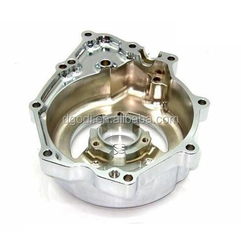 Precise customized die casting car auto parts, under engine cover