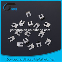 Locking piece, metal gasket washer , Stamping parts Used for shock absorber