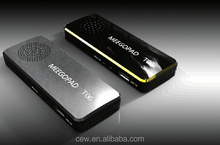 Meegopad T06 Win10 World First Cherry Trail Ultra-mini PC -Computer Stick with Battery with Smart Quiet Fan