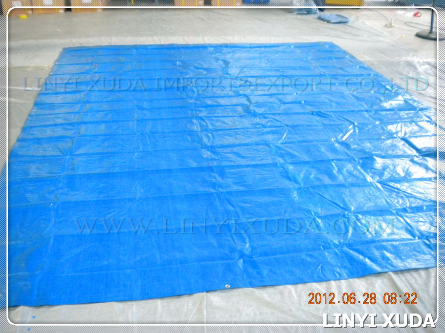 hot selling 12x12 mesh pe tarps with triangle export to Norway