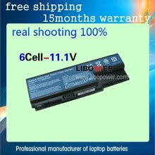 High quality competitive price wholesale AS07B42 battery for notebook battery Acer aspire 7520 7720 5520 series